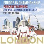 1° Campionato Europeo Cadetti e Juniores IKU