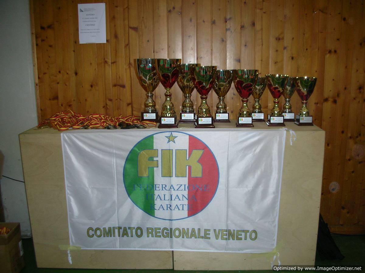 1° CAMPIONATO REGIONALE VENETO FIK