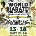 2° Campionato del Mondo Seniores e Veterani IKU