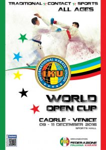 World Open Cup IKU