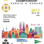 8° Campionato del Mondo di Karate e Kobudo Hayashi-Ha Shito Ryu Kai