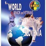 1° Campionato del Mondo Seniores e Veterani IKU