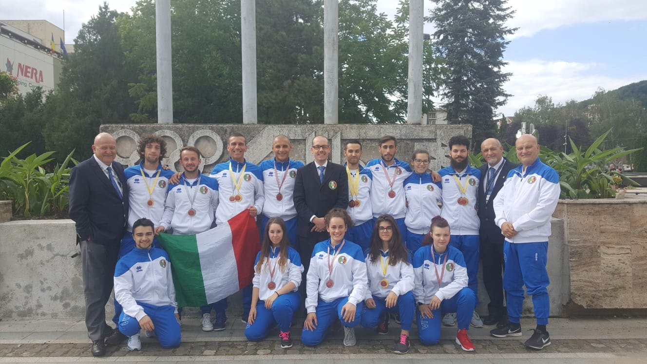 Coppa Europea Open WKC
