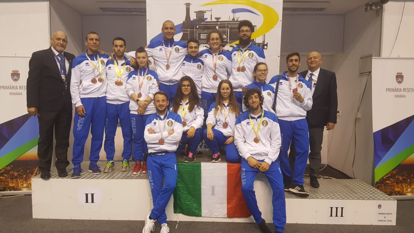 Coppa Europea Open WKC