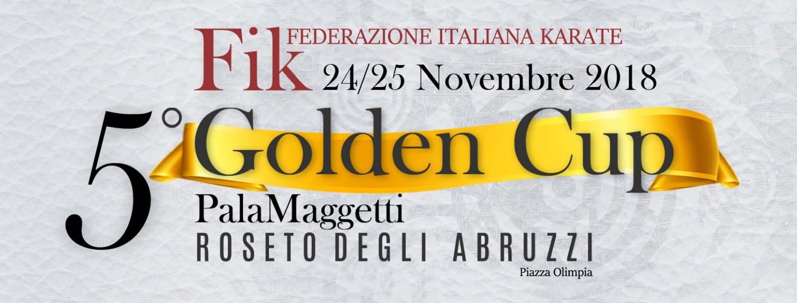 5° Golden Cup
