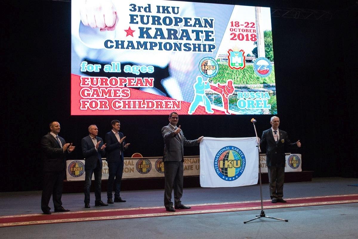 Campionato Europeo IKU 2018