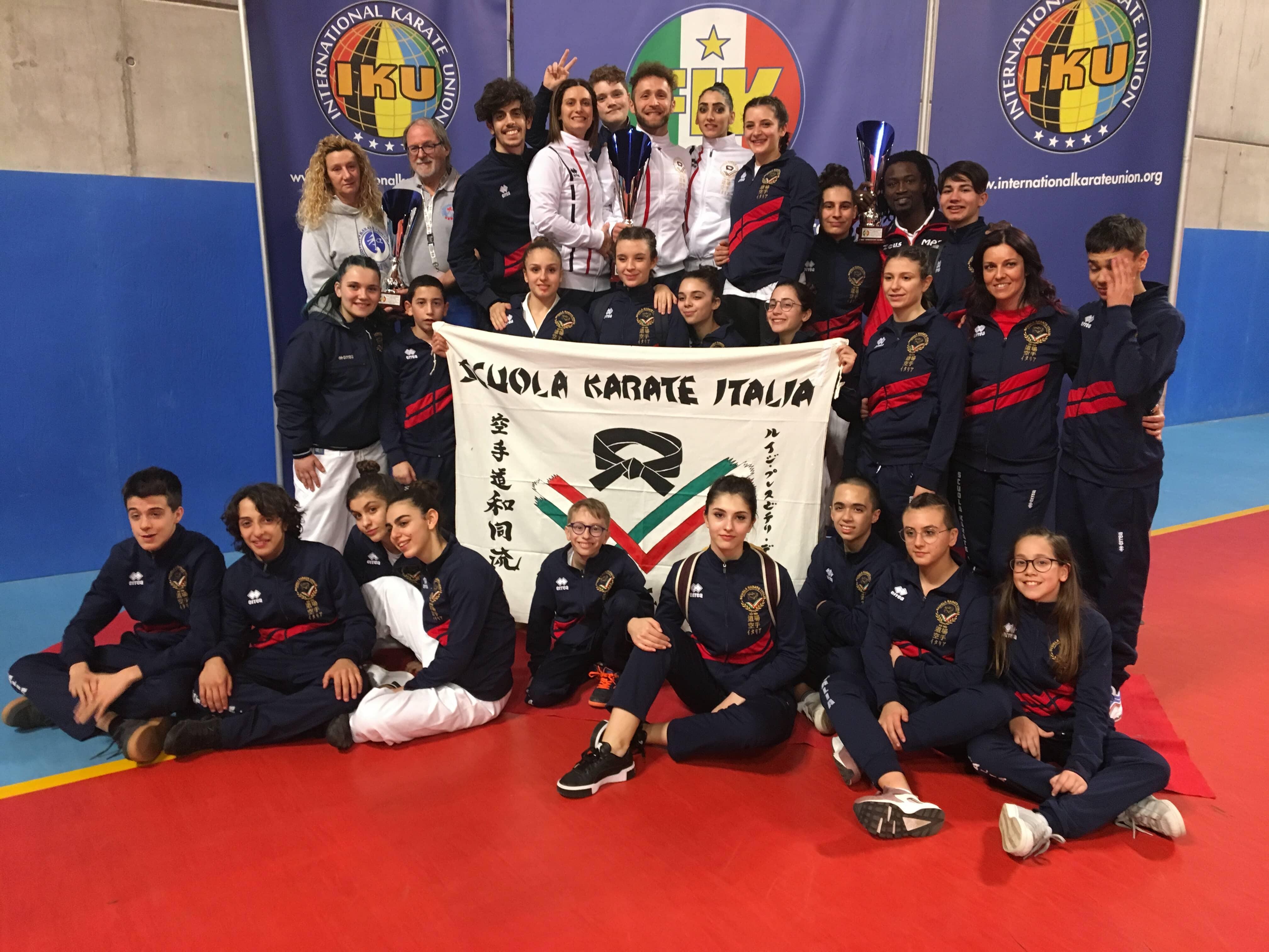 Fijlkam Karate Calendario Gare 2020.Fik Federazione Italiana Karate