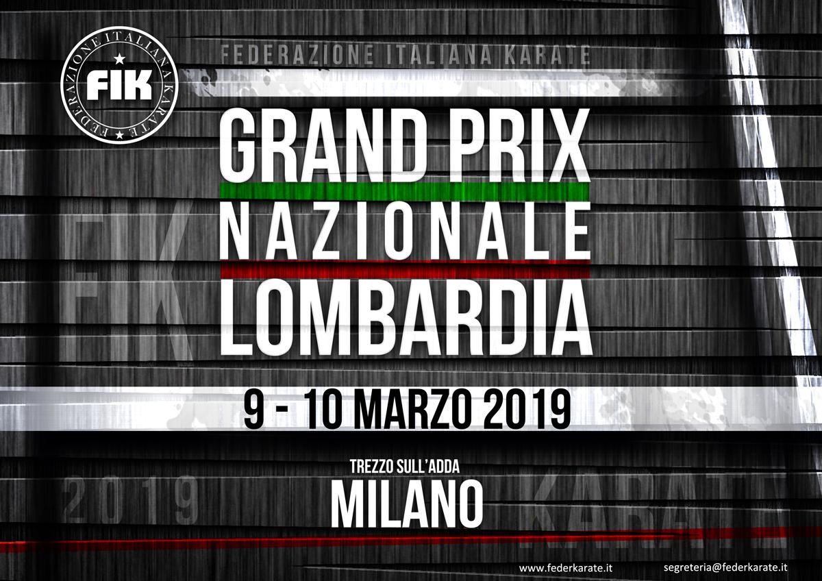 Grand Prix Nazionale di Lombardia 2019