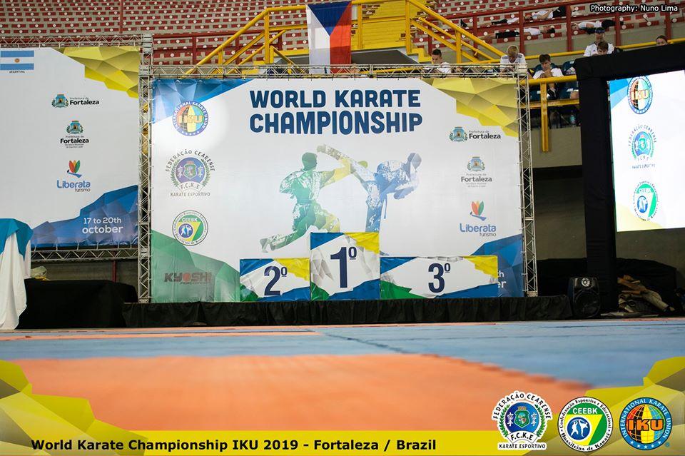Campionato del Mondo IKU 2019