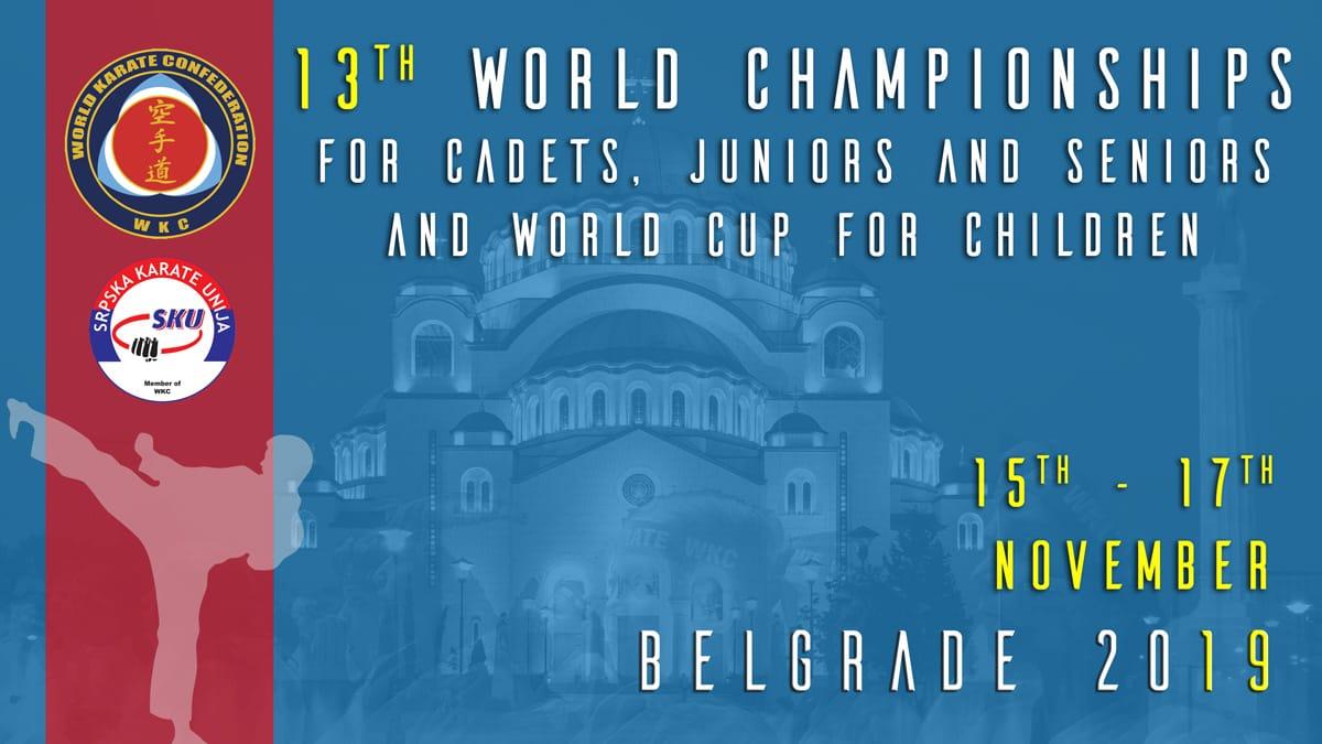 Campionato del Mondo WKC 2019