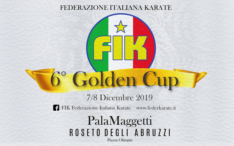 6° Golden Cup