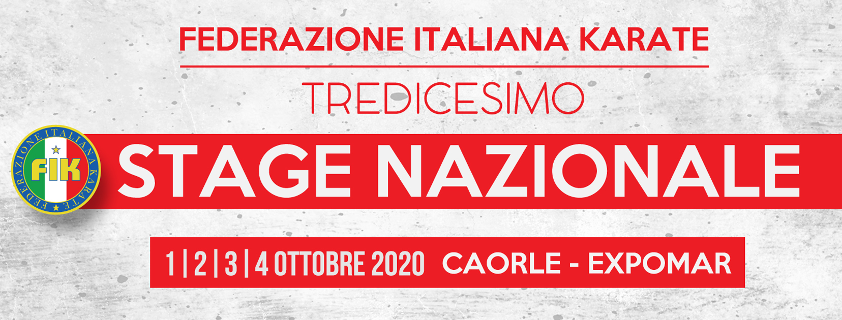 13° Stage Nazionale